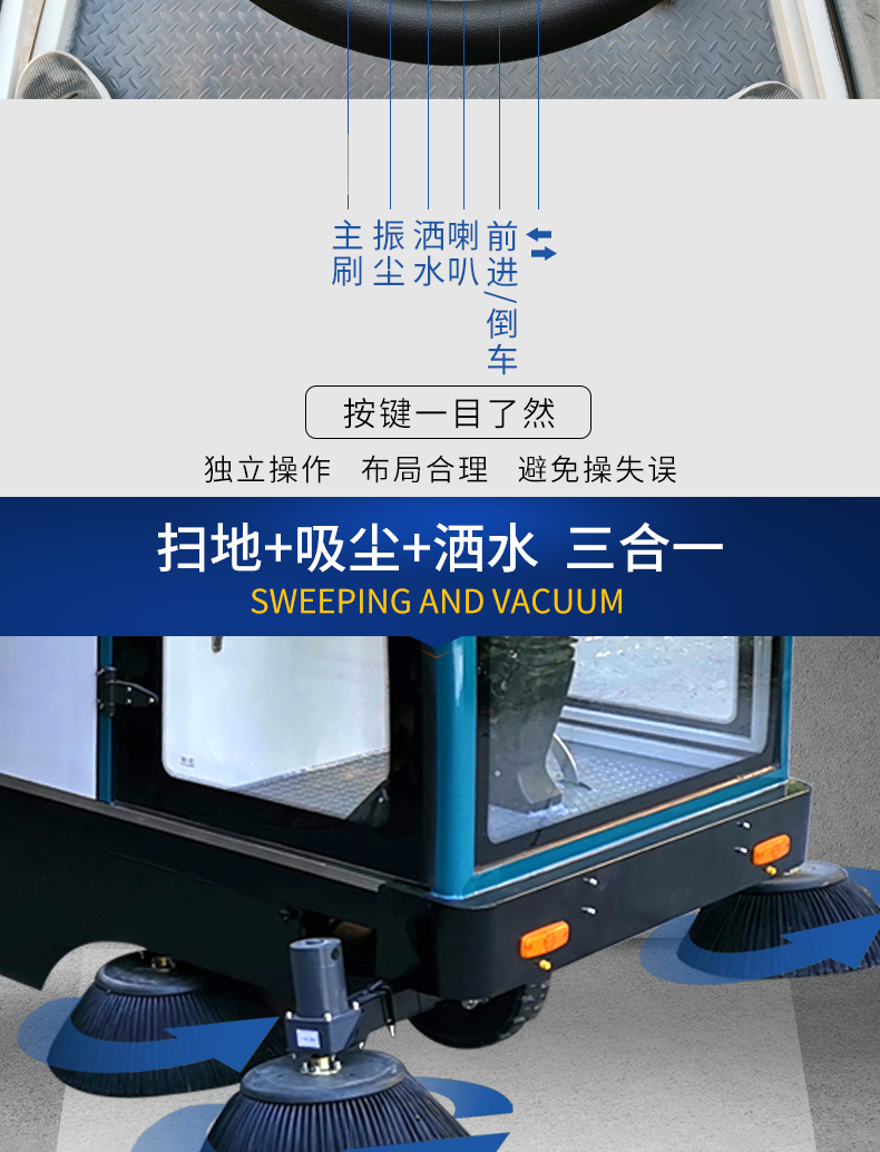ZC-2000A全封閉電動掃地車04